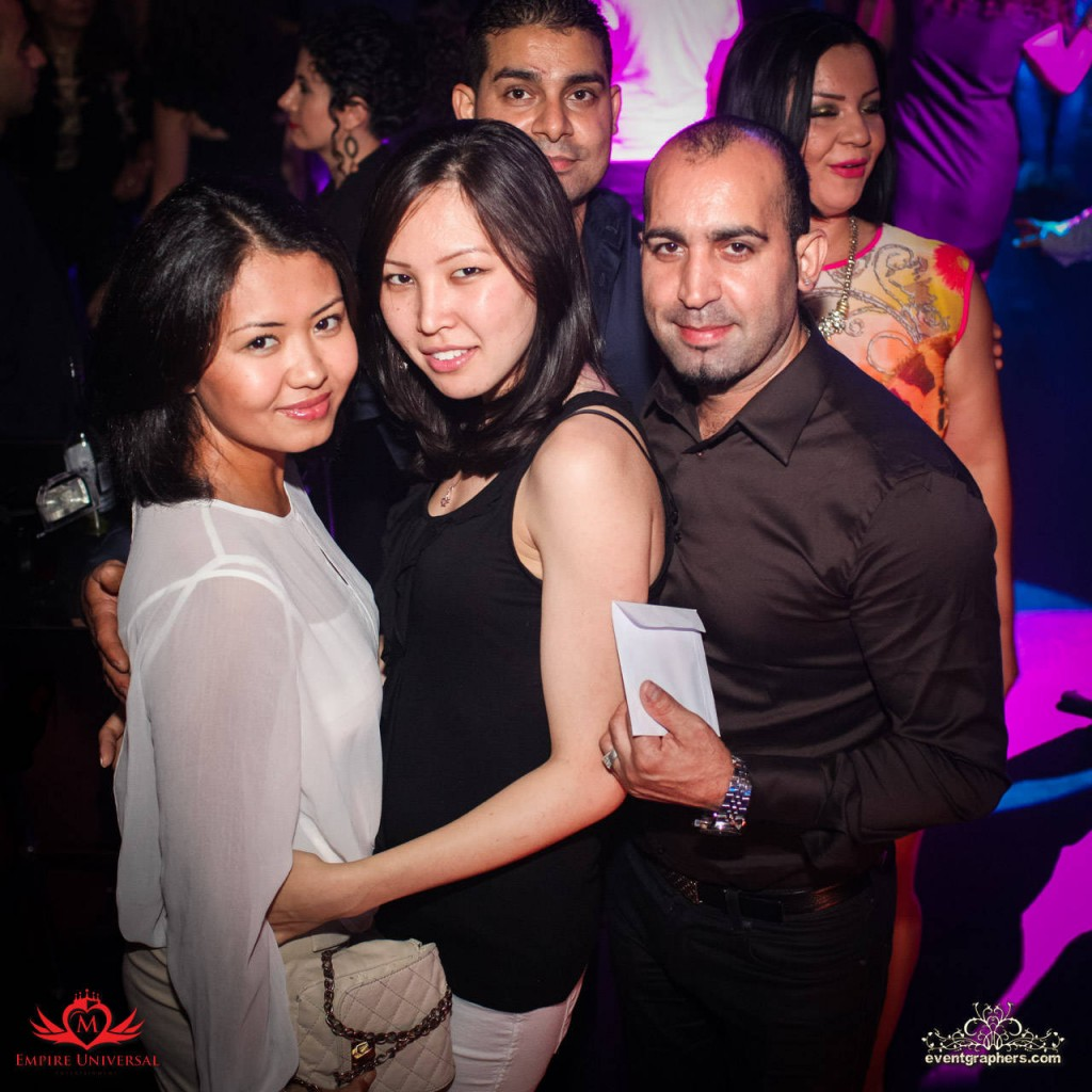 Freedom Friday - Persian Party in Toronto at Avenue Club